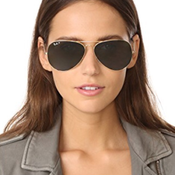 Authentic Ray Women's Women's Aviators Ban Authentic Ray Ban f6IbgY7yvm